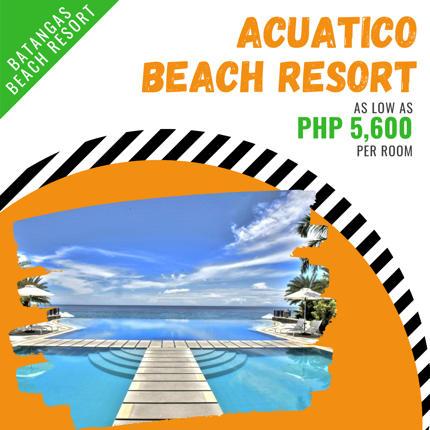 Acuatico Beach Resort, Batangas