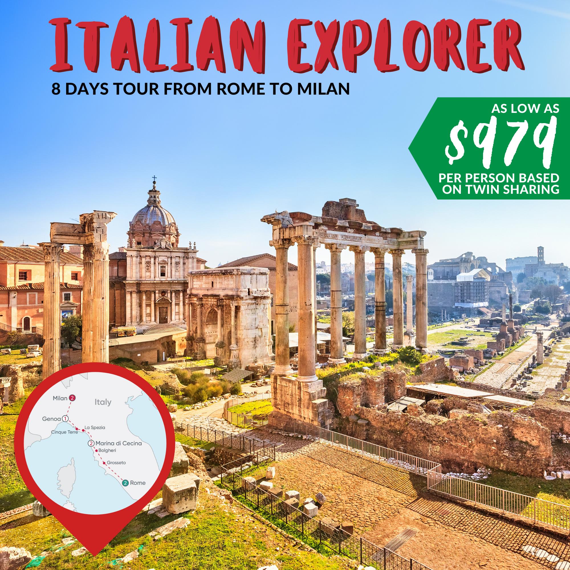 Italian Explorer