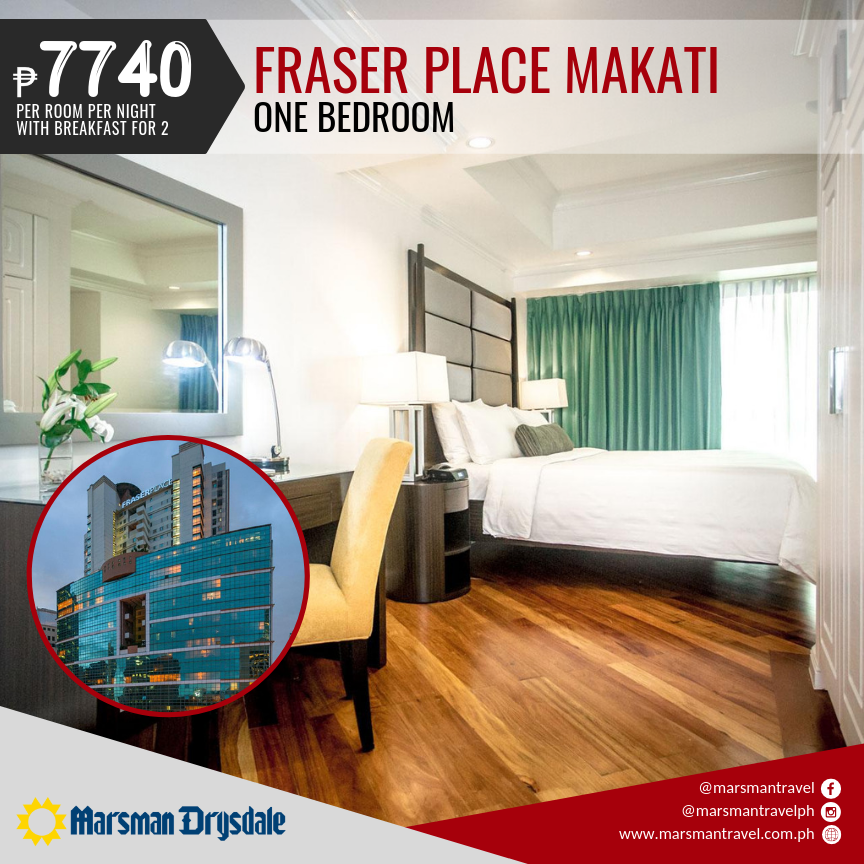 FRASER PLACE MAKATI