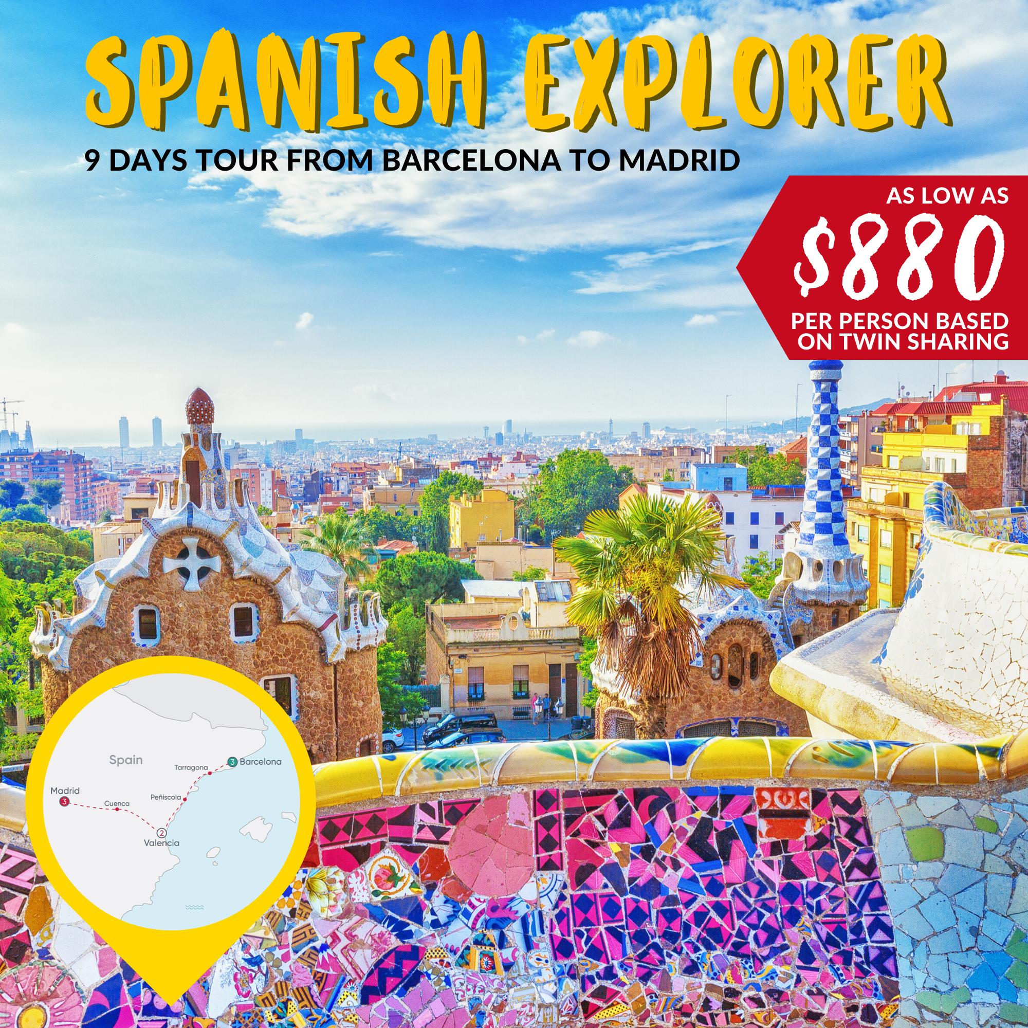 Spanish Explorer