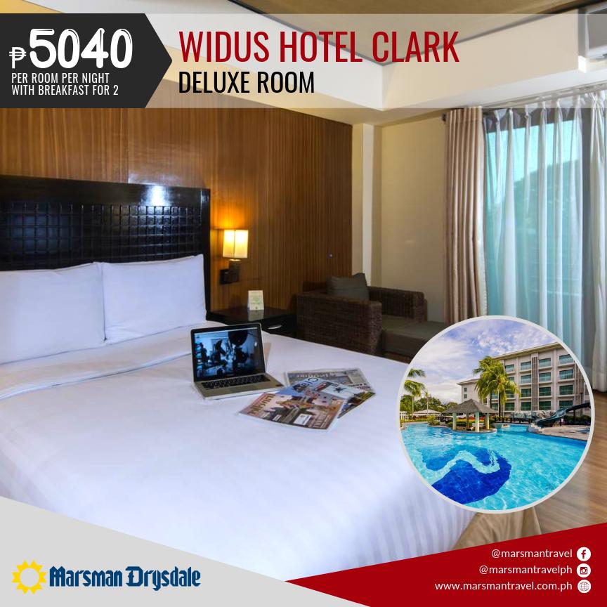 WIDUS HOTEL CLARK