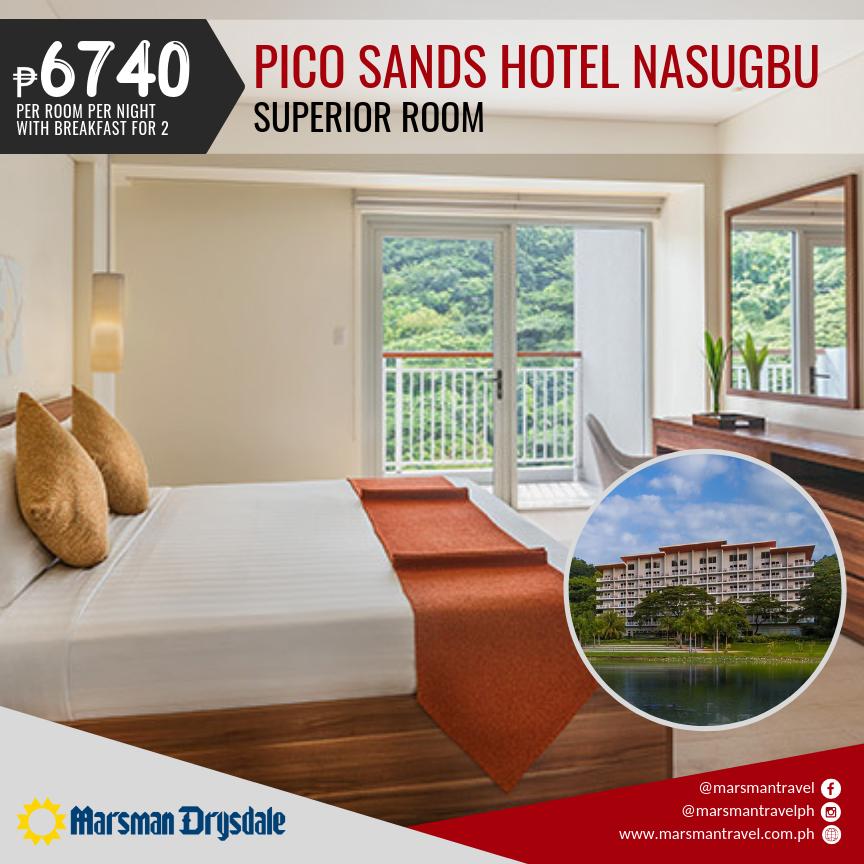PICO SANDS HOTEL NASUGBU