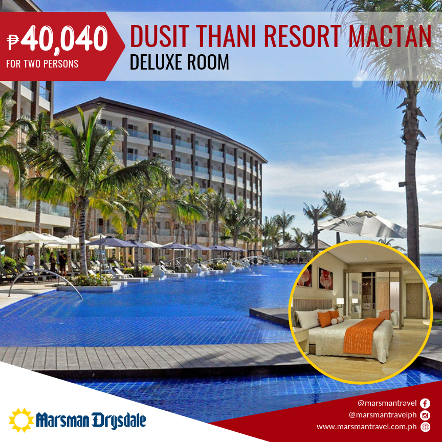 DUSIT THANI RESORT MACTAN