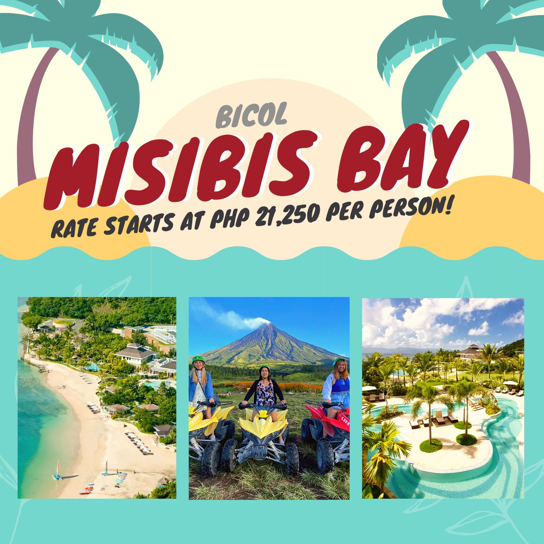 Bicol Misibis Bay Adventure