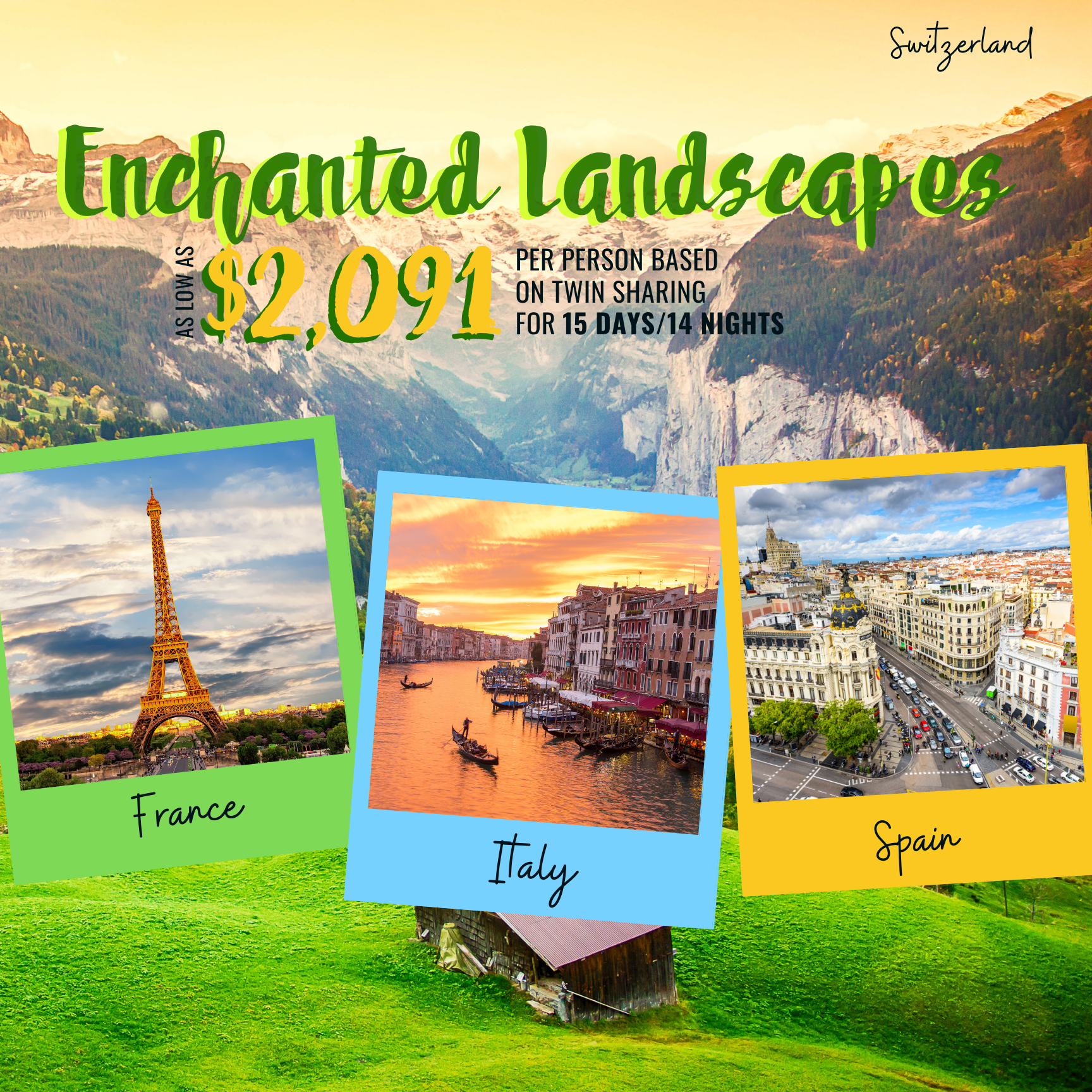 Enchanted Landscapes