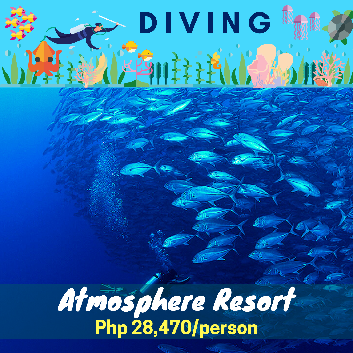 Atmosphere Resort & Spa Diving Package