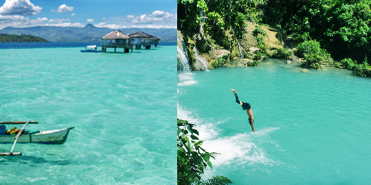Magical Twin Islands: Dumaguete-Siquijor