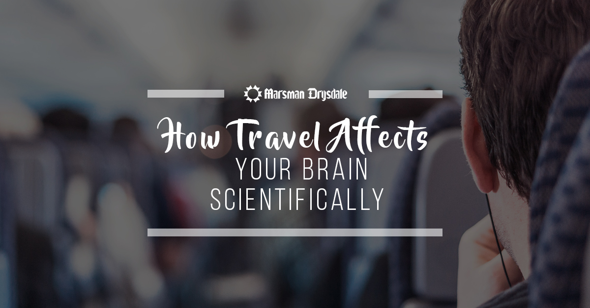 how travel affects your life Research into the effects of international travel on the spouse or partner   because business travel is so prevalent in american life, experts say.