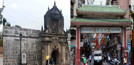 Old Manila and Chinatown Walking Tour